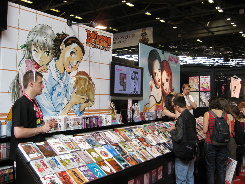 JAPAN EXPO JE2008-stands-11